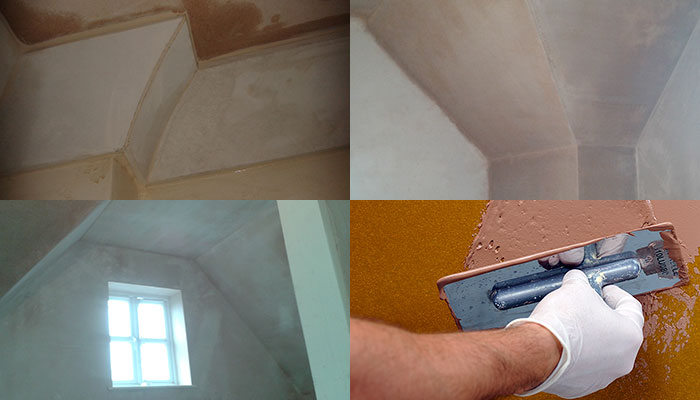 D & J Plastering specialise in a wide range of plastering services in Newhaven